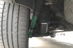 Benz V250 Installing tein air suspension