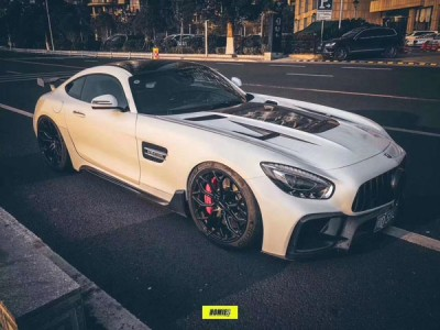 Benz GTR stancenation Photo sharing