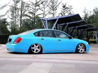 Nissan Teana bagriders picture