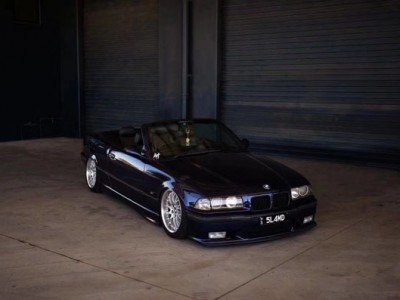 From Australia Bmw e36 stancenation show