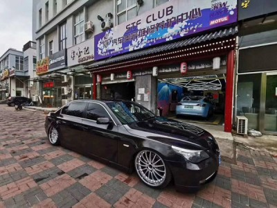 Bmw E60/E61 airsuspension Hawk Eye