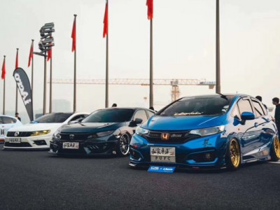 "Honda Fit airsociety""Exciting H Design"""