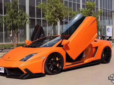 Lamborghini LP570 Gallardo Edizione Tecnica Airride lowered