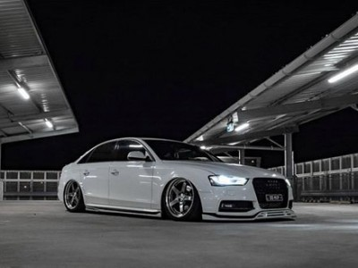"Audi A4b8 AirRide""It was late at night"""