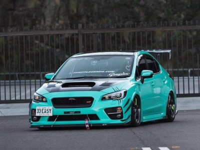"11th generation Subaru STI airsociety""Passionate"""