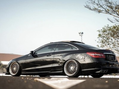 """Benz w212 air suspension""""Serious and decent"""""""