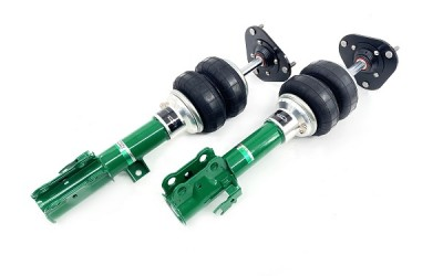 Toyota Alphard Tein shock absorber & airbft airride release