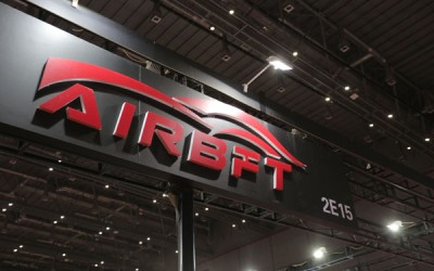 AIRBFT attends the 2018 Airsociety Retrofit Show