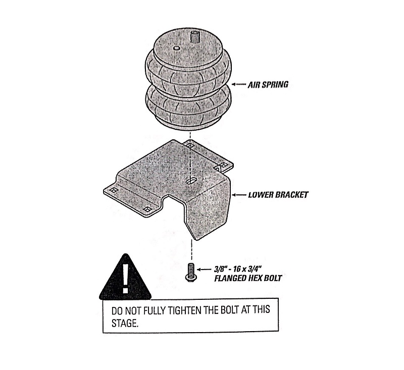 Toyota Tundra airsuspension installation instructions